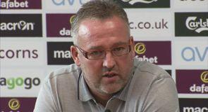 Lambert remaining focused