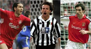 Gallery: TEAMtalk looks at the biggest ISL stars, including Luis Garcia and Alessandro Del Piero