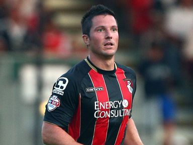 Yann Kermorgant: Netted for Bournemouth