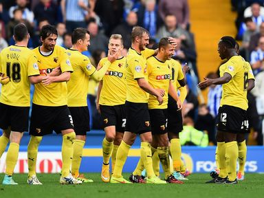 Watford: Backed for victory at Middlesbrough