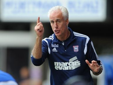 Ipswich Town manager Mick McCarthy: Praise for the opposition