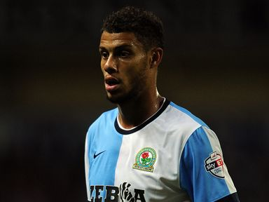 Rudy Gestede: Set to lead the line again for Blackburn