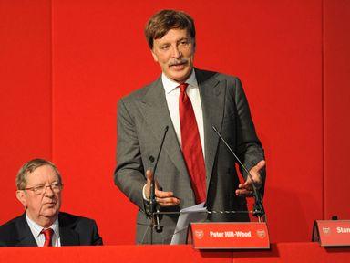 Stan Kroenke: Majority shareholding increased