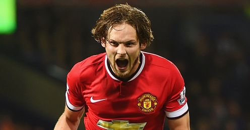 Manchester United midfielder Daley Blind is out for six months