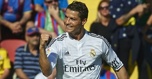 Cristiano Ronaldo: Big threat, but not the only threat, says Brendan Rodgers