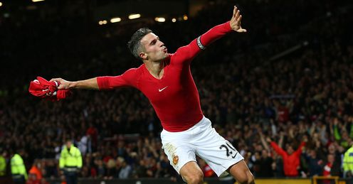 Robin van Persie: Finding goals harder to come by