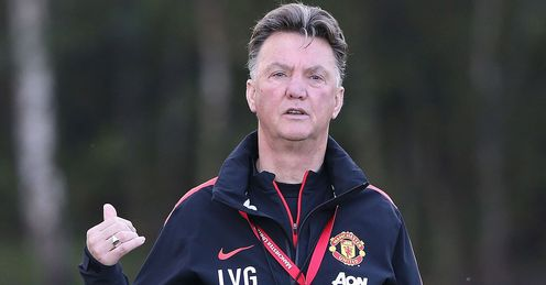 Louis van Gaal: Critics of no interest to United manager