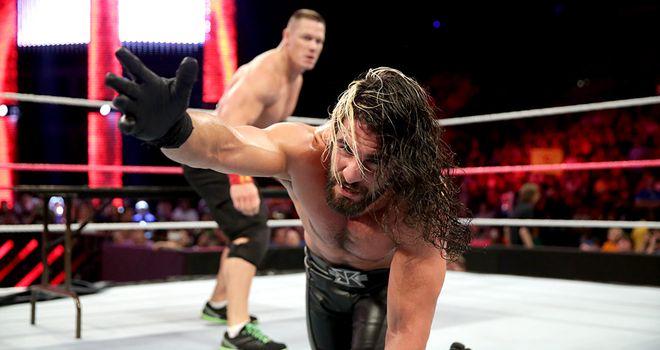 WWE Live w Los Angeles, Kalifornia (30/12) - Wyniki