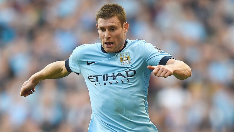 James Milner: Reportedly on his way to Liverpool