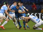 Gallery: Italy 18 Argentina 20