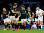 England 28 South Africa 31