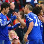 Diego Costa: Epitomises Chelsea's ruthlessness