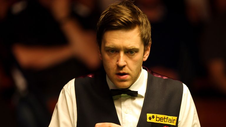 Ricky Walden: Third ranking victory in China