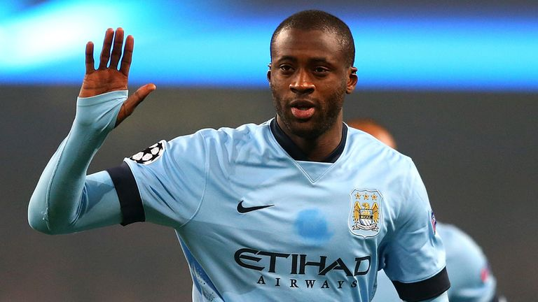 yaya toure club