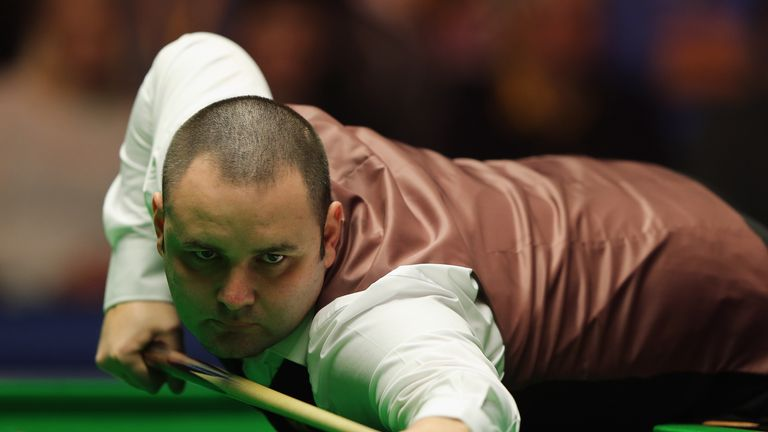 Stephen Maguire: Last made a final in February 2013