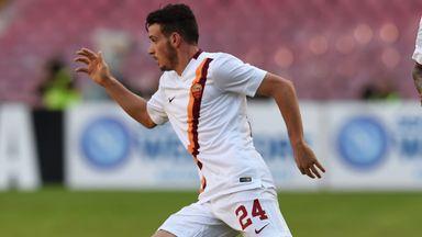 Alessandro Florenzi: Netted for Roma