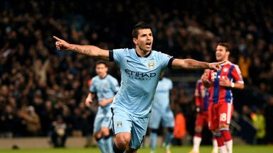 Sergio Aguero: Vital to the Manchester City cause