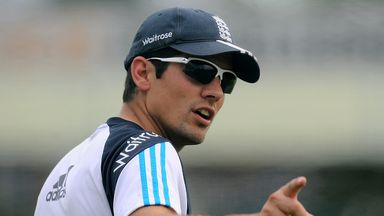Alastair Cook: