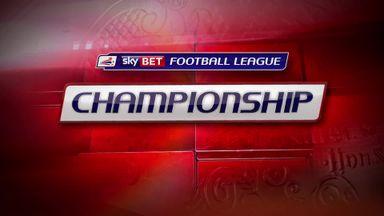 Championship Round Up - 8th November
