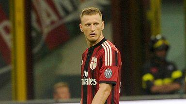 Ignazio Abate: Preparing for the Milan derby