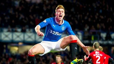 Lewis Macleod: Misses out in Dumfries