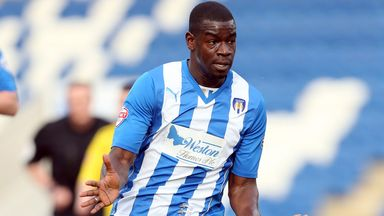 Magnus Okuonghae: Injury a 'massive' blow for Colchester