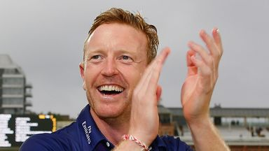 Paul Collingwood: Insists Moores needs results