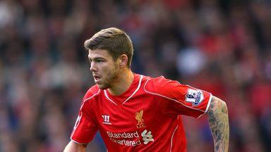 Alberto Moreno: Established himself in Liverpool
