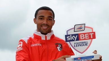 Callum Wilson: Has helped to fire Bournemouth to the top of the table