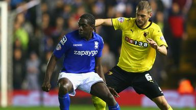 Clayton Donaldson: Has impressed for Birmingham under Gary Rowett