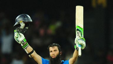 Moeen Ali: In exalted company