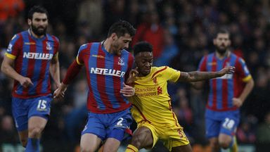Palace outfought Liverpool, says Carragher