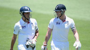 Shortlisted: England duo Gary Ballance and Ben Stokes