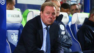 Harry Redknapp: QPR manager confident