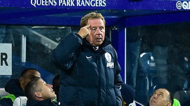 Harry Redknapp: QPR play host to Leicester