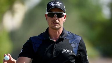 Henrik Stenson successfully retained his DP World Tour Championship title in Dubai