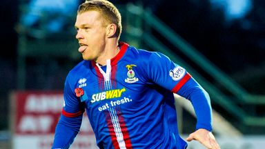 Billy Mckay is reported to be close to a move to Dundee United