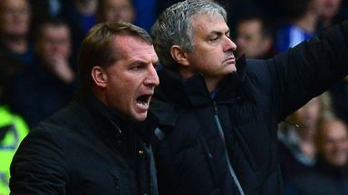 Brendan Rodgers: Clashes with friend Jose Mourinho in League Cup semi-finals