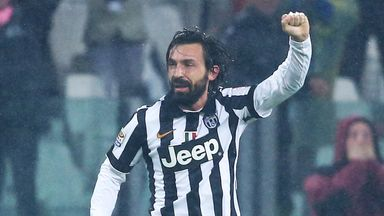 Andrea Pirlo: Serie A's best player again