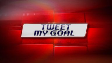 Tweet My Goal - 24th November