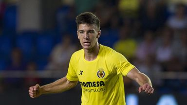 Luciano Vietto has joined Atletico Madrid from Villarreal