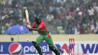 Bangladesh cricketer Mohammad Mahmudullah guided them to a fourth ODI victory against Zimbabwe