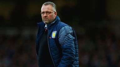 Paul Lambert will be given resources in January to strengthen his Villa side.