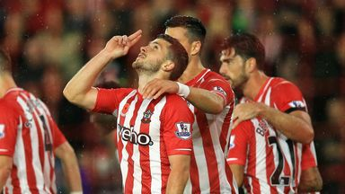 Shane Long: Came off the bench to score twice for Southampton against Leicester last weekend