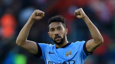 Gael Clichy: Feeling positive for City