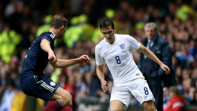 Stewart Downing: Says win over Scotland is part of England