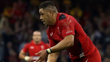 Taulupe Faletau: Says losing to New Zealand 'was tough to take'