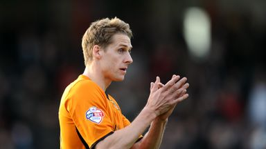 Dave Edwards: Has been a key player for Wolves this season