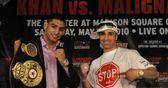Ringside: Amir Khan will miss out on Floyd Mayweather again, says Paulie Malignaggi