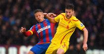 Adam Lallana: Started Sunday's defeat at Crystal Palace